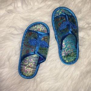 Other - Children's oriental slippers
